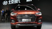 2018 Hyundai ix35 front