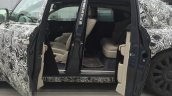 2018 Rolls-Royce Phantom cabin spy shot