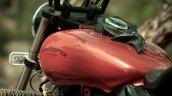Bajaj Avenger 220 Bobber by Ornithopter Moto House fuel tank