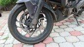 Bajaj Dominar 400 user review Savio alloy design