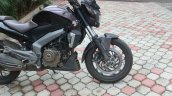Bajaj Dominar 400 user review Savio engine and side right