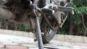 Bajaj Dominar 400 user review Savio gear lever