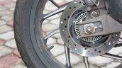 Bajaj Dominar 400 user review Savio rear disc