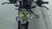 Bajaj Pulsar 150 cafe racer by Gear Gear Motorcycles front