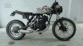 Bajaj Pulsar 150 cafe racer by Gear Gear Motorcycles side