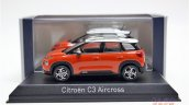 Citroen C3 Aircross profile scale model