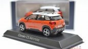 Citroen C3 Aircross rear three quarters scale model