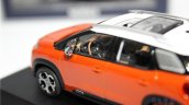 Citroen C3 Aircross scale model leaked image