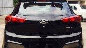 Custom Hyundai i20 rear by Retro Car Restoration