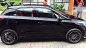 Custom Hyundai i20 side by Retro Car Restoration