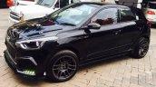 Custom Hyundai i20 wheel by Retro Car Restoration