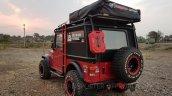 Custom Mahindra Thar by The Transporter