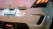 Custom Maruti Swift by O2 Garage rear