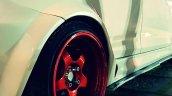 Custom Maruti Swift by O2 Garage rims