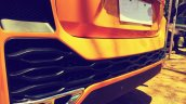 Custom Maruti Vitara Brezza rear bumper by DC Designs