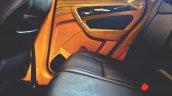 Custom Maruti Vitara Brezza rear seat by DC Designs