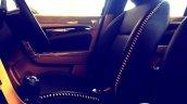Custom Maruti Vitara Brezza seats by DC Designs