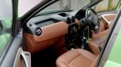 Custom Renault Duster by KitUp Automotive interior