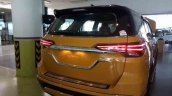 Custom Toyota Fortuner with new Nippon body kit taillamps