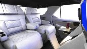 DC Design lounge for Toyota Fortuner seats