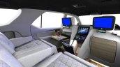 DC Design lounge interior for Toyota Fortuner
