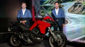 Ducati Multistrada 950 India launch side