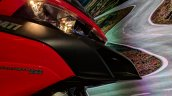 Ducati Multistrada India launch headlamp