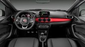 Fiat Argo dashboard