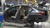 Honda City production at Tapukara plant