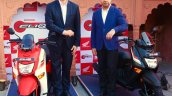 Honda Cliq India launch cover pic