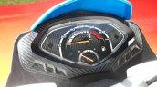Honda Cliq launch live image instrumentation