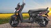 Honda Cliq studio black