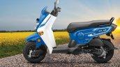 Honda Cliq studio blue