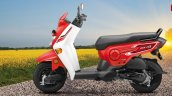 Honda Cliq studio red