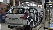 Honda WR-V at Tapukara plant