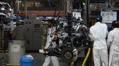 Honda engine at Tapukara plant