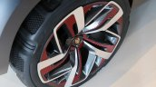 Hyundai Kona Iron Man special edition wheel