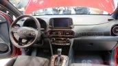 Hyundai Kona interior dashboard