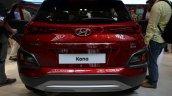 Hyundai Kona rear