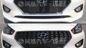 Hyundai Reina front fascia