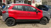 IAB readers spots the 2017 Ford EcoSport in Arpoadar Red