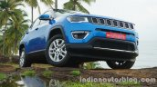 Jeep Compass front from under review