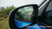 Jeep Compass rear view mirror review