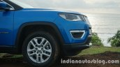 Jeep Compass wheel arch review