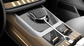 Jeep Yuntu concept gearshift lever