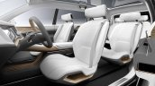 Jeep Yuntu concept seats