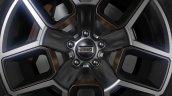 Jeep Yuntu concept wheel