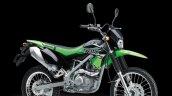 Kawasaki KLX 150 studio green