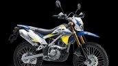 Kawasaki KLX 150BF SE Extreme studio yellow