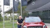 Mercedes-AMG GLS 63 front